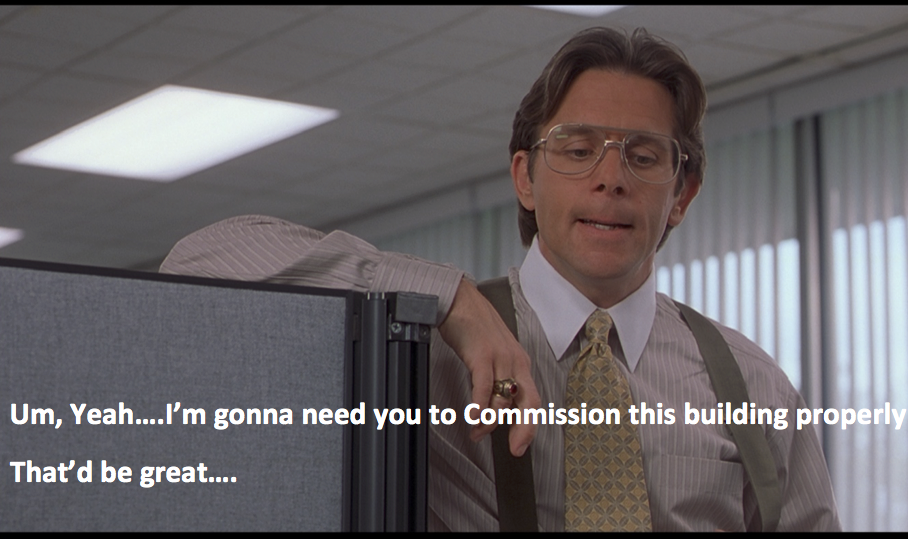 5 Rules Of Commissioning Management