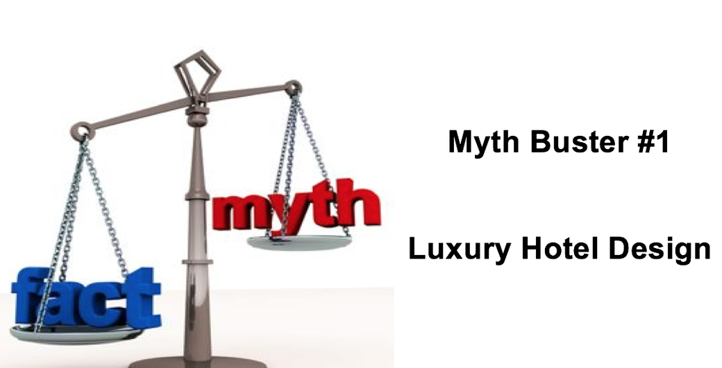 Myth Buster #1 – 5 Star Hotels Have Great Room Experiences