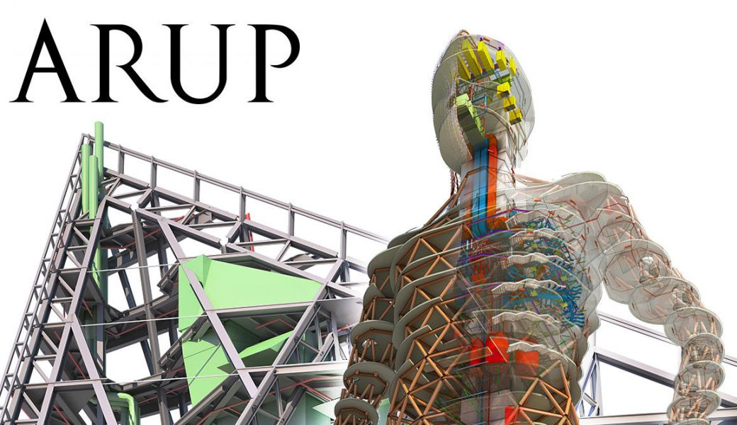 Tell Me Something I Don't Know #17 Project OVE: Arup's 170-meter-tall BIM Man