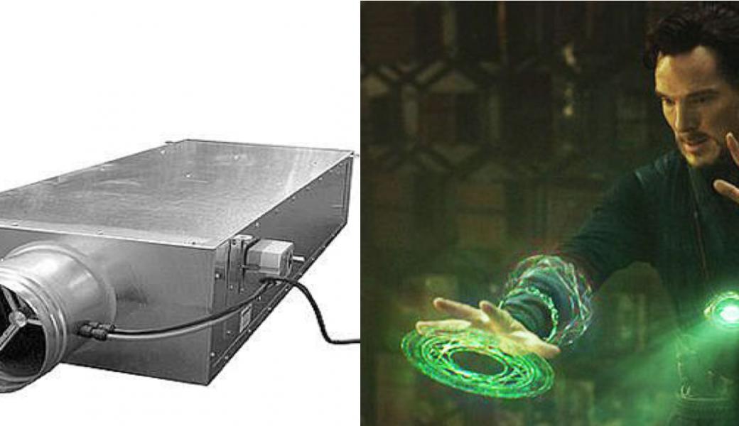 VAV Control Sans Duct SP Sensor