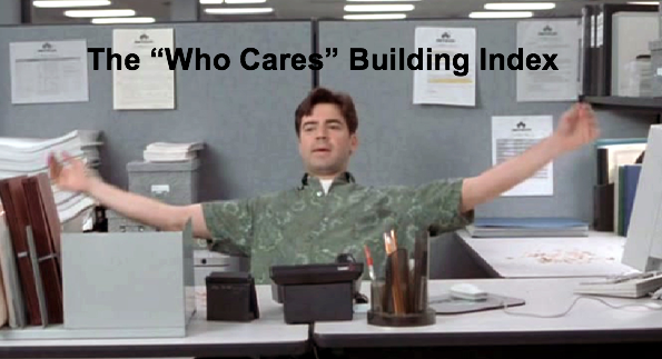 """The """"Who Cares"""" Building Index"""