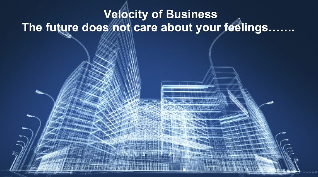 Velocity Of Business