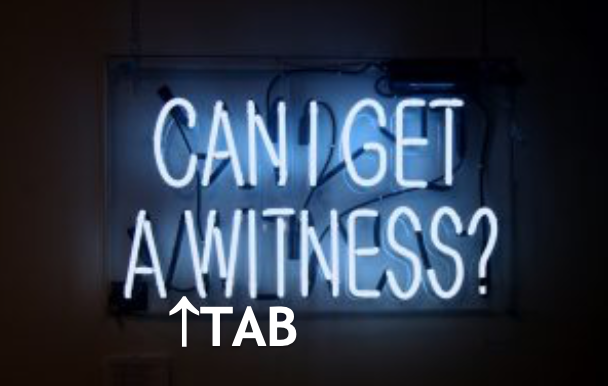 TAB Witnessing Protocol