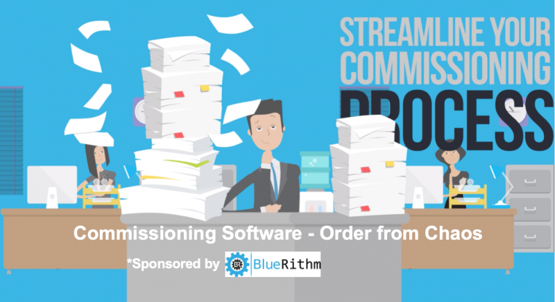 Commissioning Software – Order From Chaos