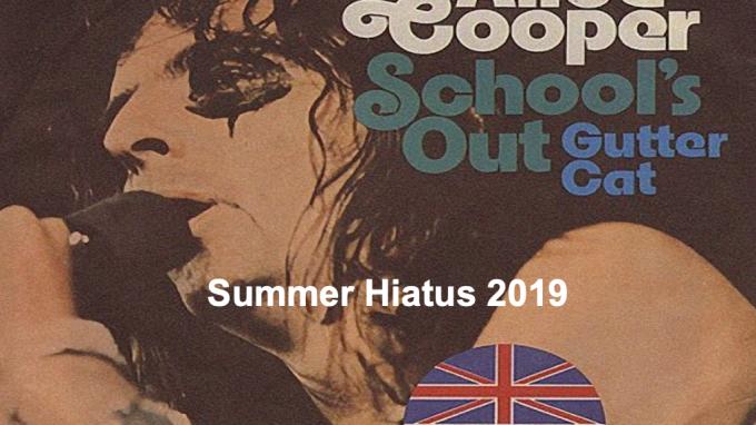 Summer Hiatus 2019