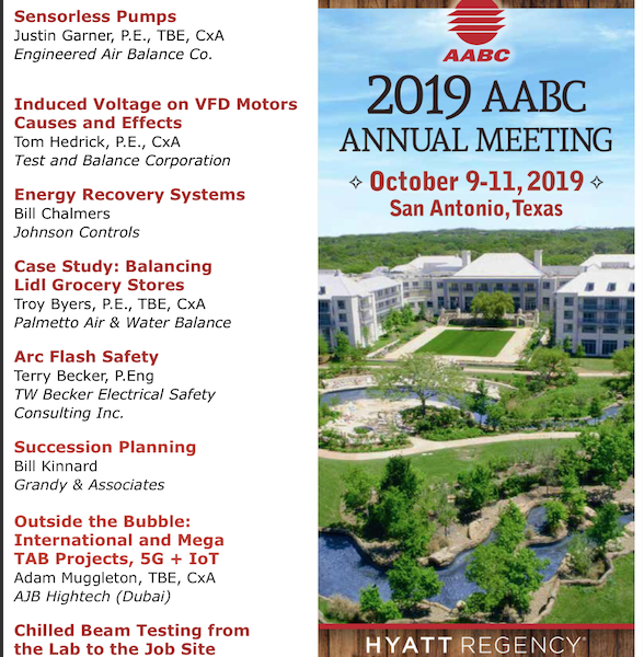 AABC 2019 Annual Meeting
