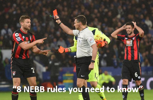 8 NEBB Rules You Need To Know