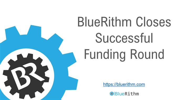 BlueRithm Closes Funding Round