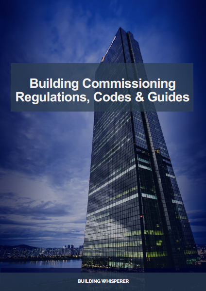Building Commissioning Regulations, Codes & Guides E-Book